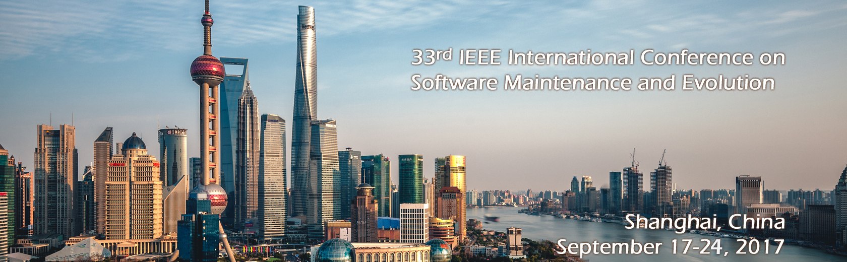 IEEE International Conference on Software Maintenance and Evolution (ICSME)